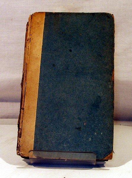 5030: Catharine Sedgwick CLARENCE 1830 Volume Two Rare