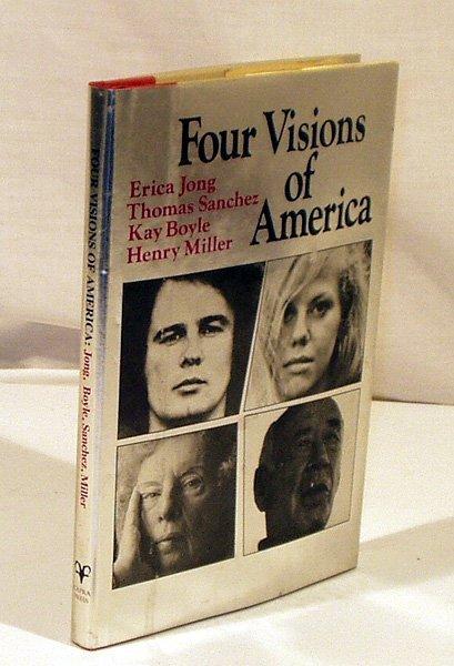 9001: SIGNED 4X Jong Sanchez Boyle Miller VISIONS 1977