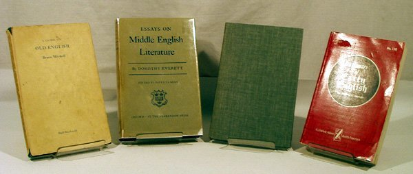 8012: 4V Old English LINGUISTICS Middle English Gawain