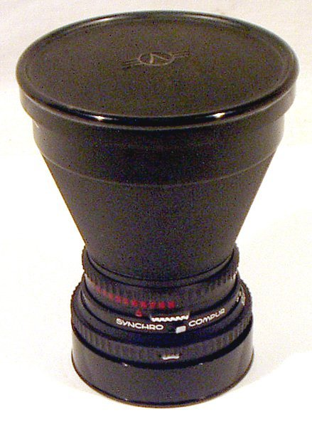 8148: Zeiss Hasselblad 40mm T Distagon SLR CAMERA LENS