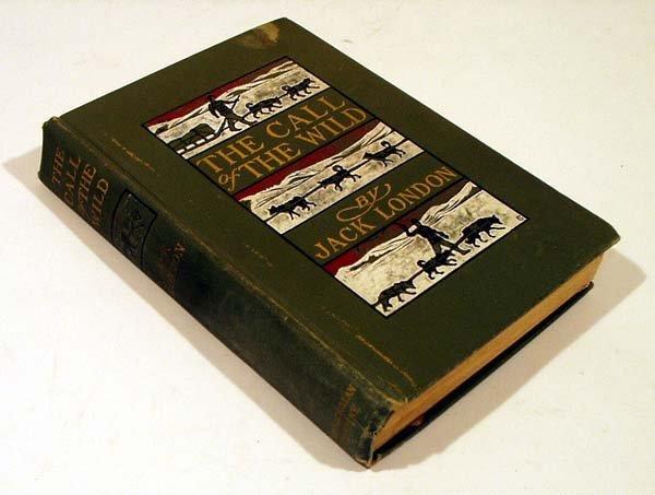 3001: Jack London CALL OF THE WILD 1904 Arctic Alaska