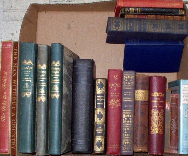 3400: Hale Bronte Casanova CLASSIC LITERATURE Butler