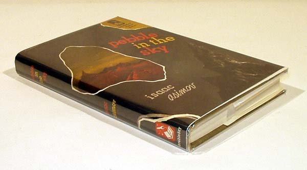8009: Asimov PEBBLE IN THE SKY 1990 Signed Limited Ed