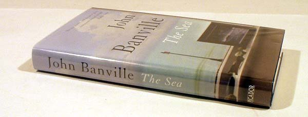 8014: Banville THE SEA 2005 Signed First Booker Prize