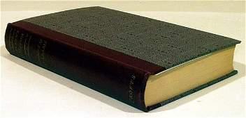 8248: Wieland OBERON 1940 John Q Adams 1st Limited Faus