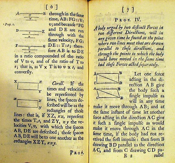 1418: Gray TREATISE OF GUNNERY 1731 Mathematics First - 4