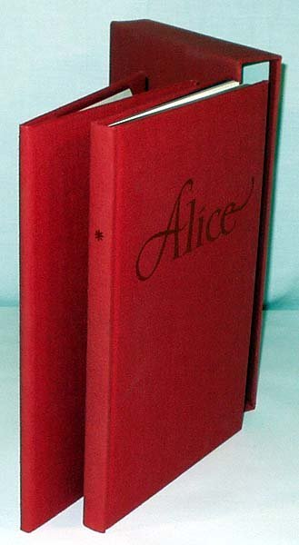9001: Carroll ALICE'S ADVENTURES IN WONDERLAND 1982 1st
