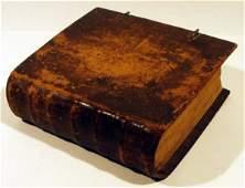 9169: SEVENTEENTH CENTURY SWEDISH BIBLE Engravings