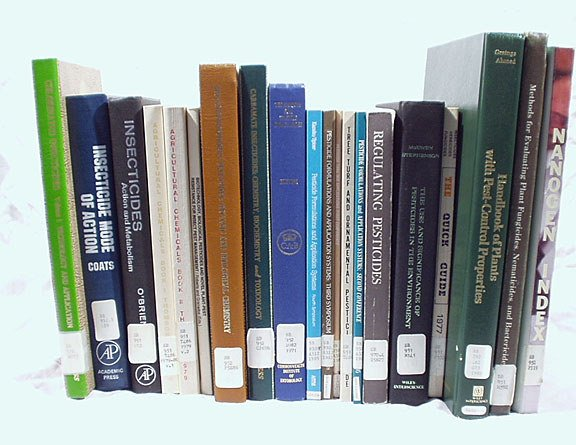 7: Pesticides & Insecticides - 19 Volumes