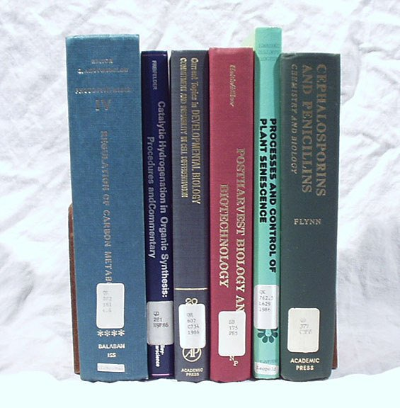 22: Biology, Biotechnology and Botany Reference - 6 vol