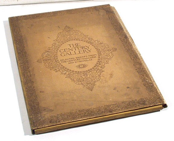 509: Century Gallery 1893 folio plates