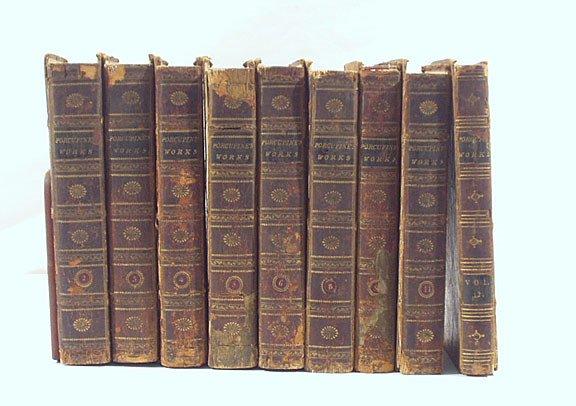 520: Cobbett - Porcupine's Works early US 9v. 1801