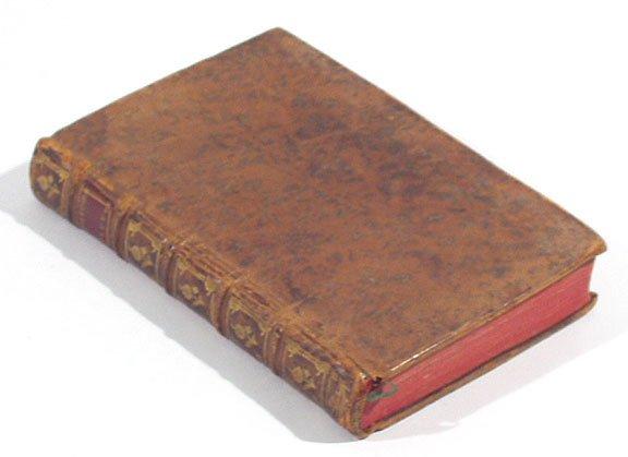 673: Histoire Naturelle de Parole 1776 color