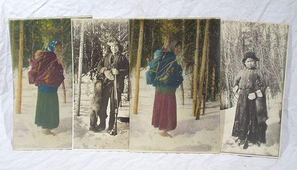 529: Reeves original photos American Indians