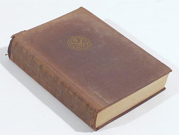 552: Huxley Brave New World 1st edition