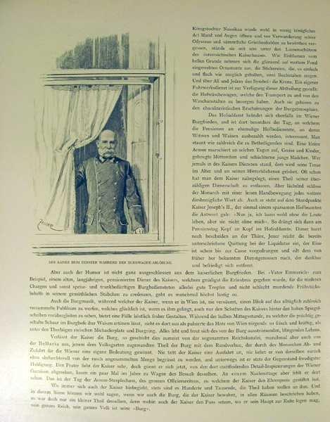 Max Herzig VIRIBUS UNITIS DAS BUCH VOM KAISER 1898 - 10