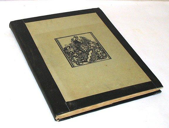 1006: Ravenstein MARTIN BEHAIM Life and Globe 1908