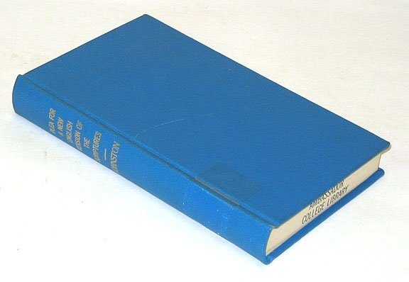 1017: PLEA FOR NEW ENGLISH VERSION OF SCRIPTURES 1864