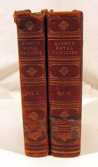 1019: ROYAL FAMILIES England, Scotland, Wales 1851 Gene