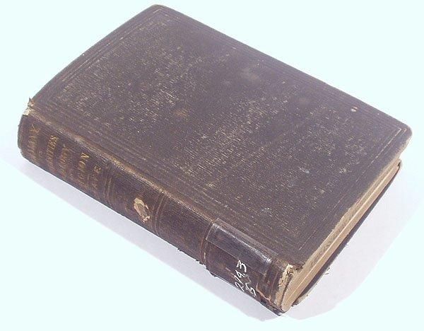 3016: Schaff GERMAN UNIVERSITIES THEOLOGY 1857