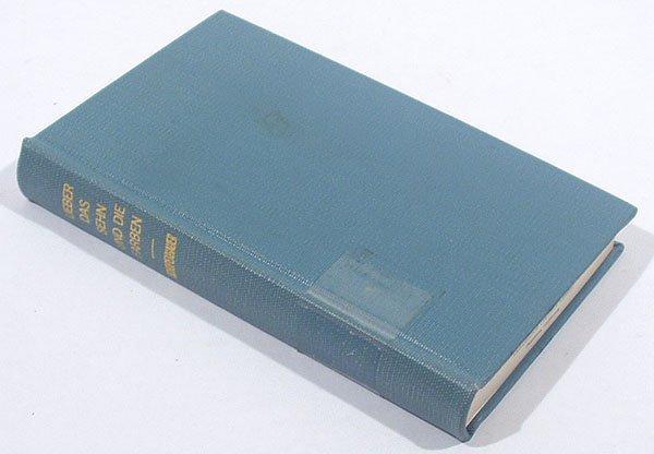 3026: Schopenhauer SEHN UND FARBEN 1854 Other Works