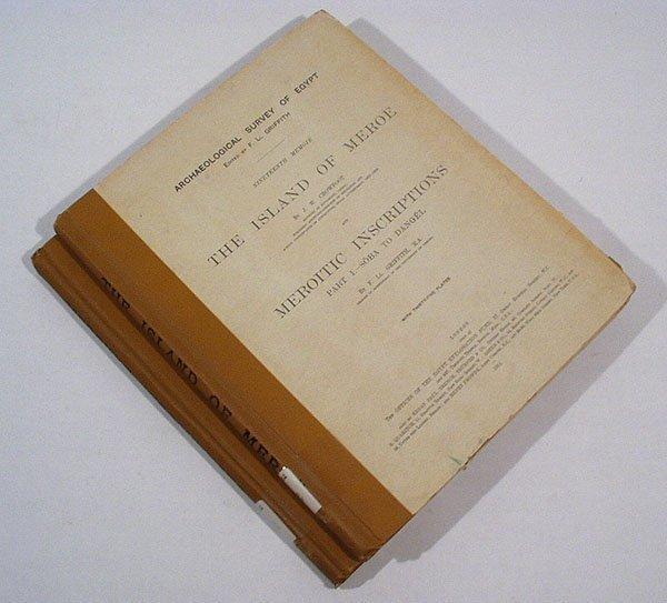3002: 2v ARCHAEOLOGICAL SURVEY OF EGYPT 1911