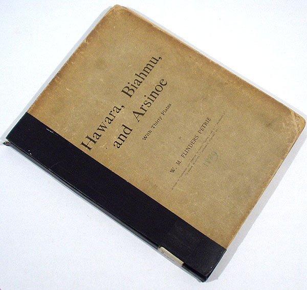 3021: Petrie HAWARA, BIAHMU, AND ARSINOE 1889