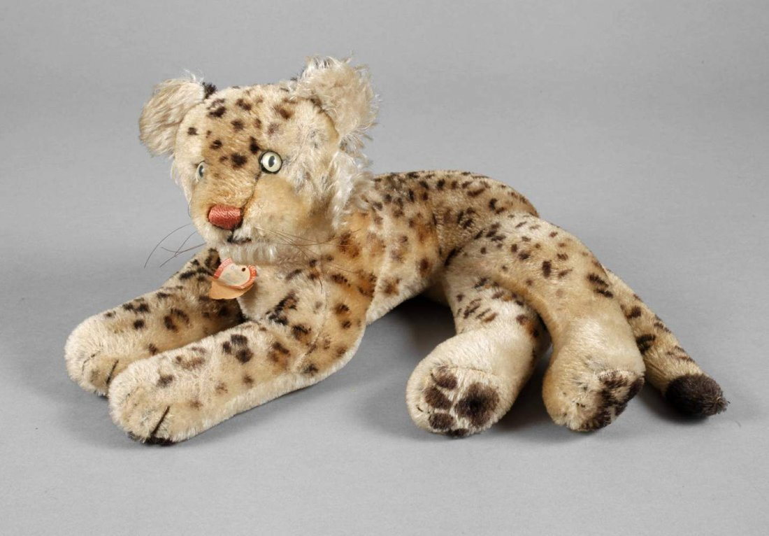 Steiff Leopard