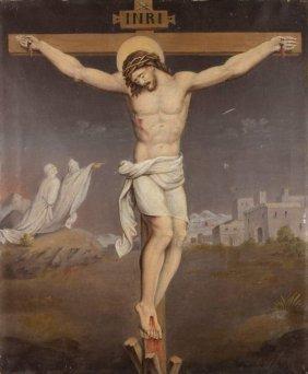 Gekreuzigter Jesus Von Nazareth