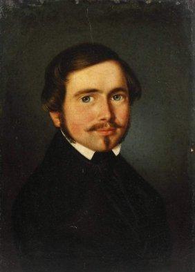 Biedermeierherrenportrait