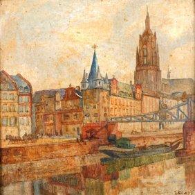 J. K. Lapp, Ansicht Frankfurt Am Main