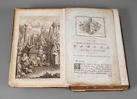 Stackhouse History Of The Bible Um 1744