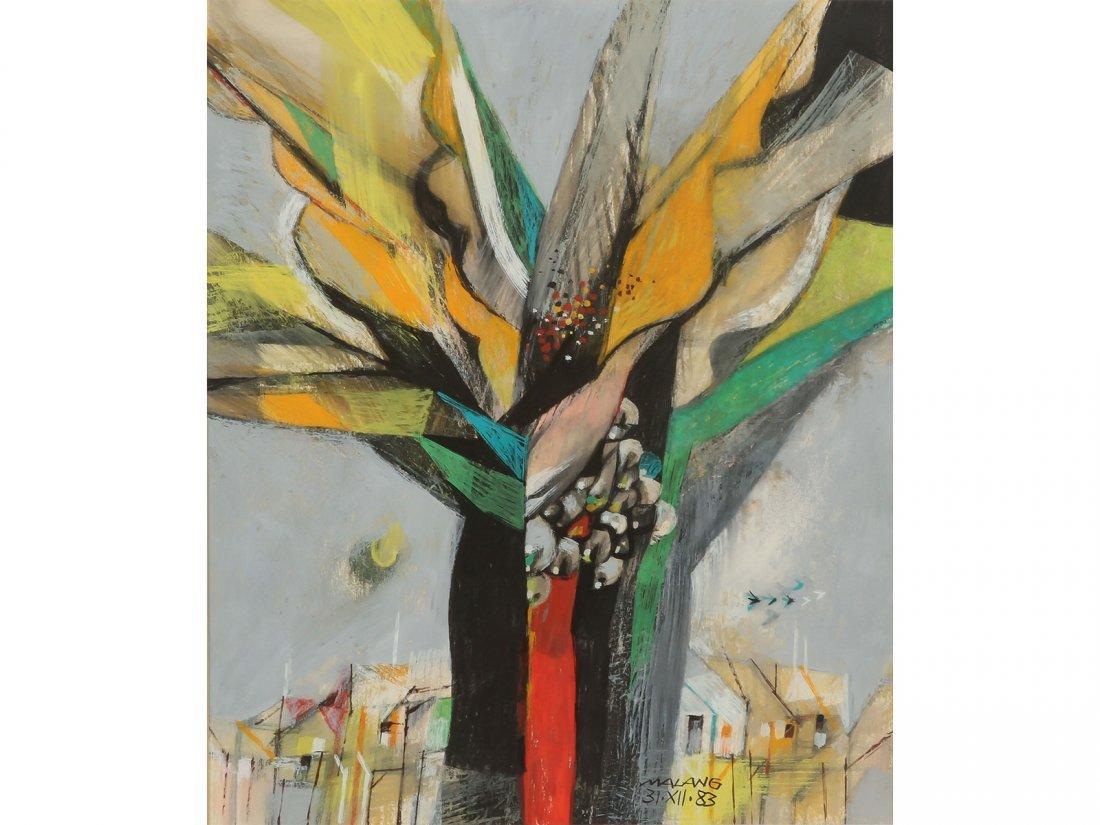MAURO MALANG SANTOS -Big Tree