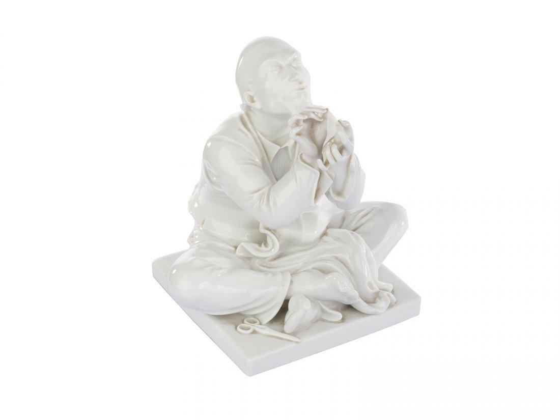 "Meissen -""Oriental Tailor"" figurine"