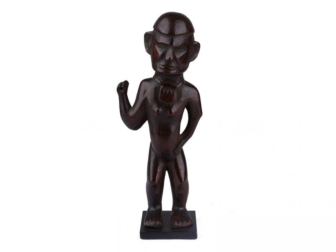 Decorative Ifugao warrior figure -Most probably Hapao