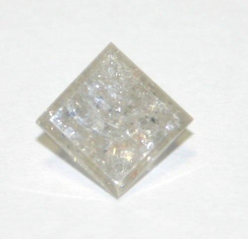 5695: 3.30  CT  NATURAL  DIAMOND  I3 L COLOR.
