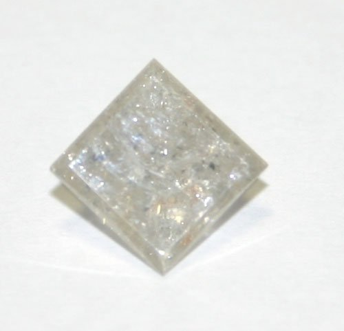 5695: 3.30  CT  NATURAL  DIAMOND  I3 L COLOR.