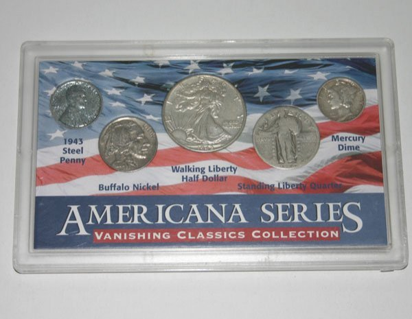 2005: AMERICANA SERIES vanishing classics collection .