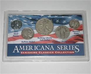 AMERICANA SERIES vanishing classics collection .