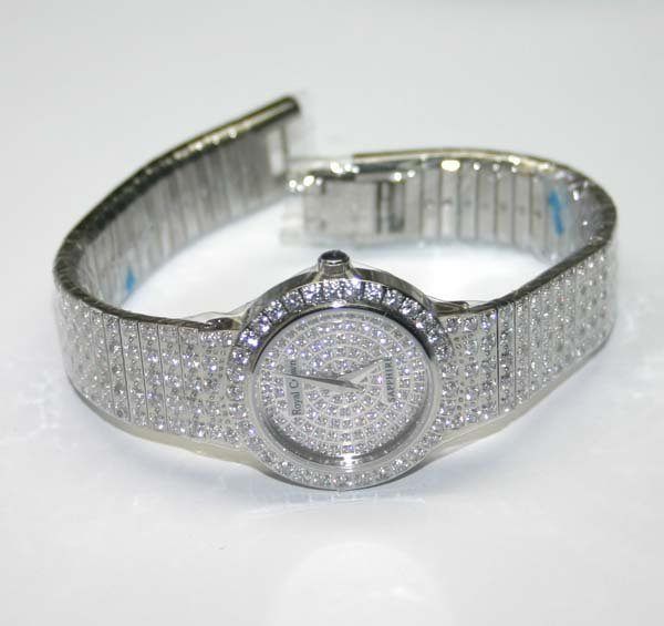 3021: ROYAL CROWN  SS LADY'S  WATCH  (NEW ) .