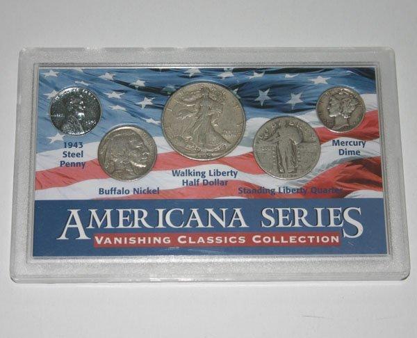 2023: AMERICANA SERIES vanishing classics collection .
