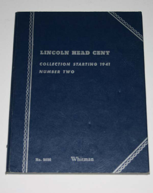 1008: LINCOLN HEAD CENT COLLECTION STARTING 1941 - 2