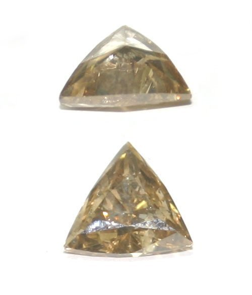 5016: 3.03 CT  FANCY BROWN  SI3  LOOSE DIAMOND.
