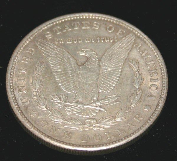 2016: US  SILVER  DOLLAR COIN  1902 .