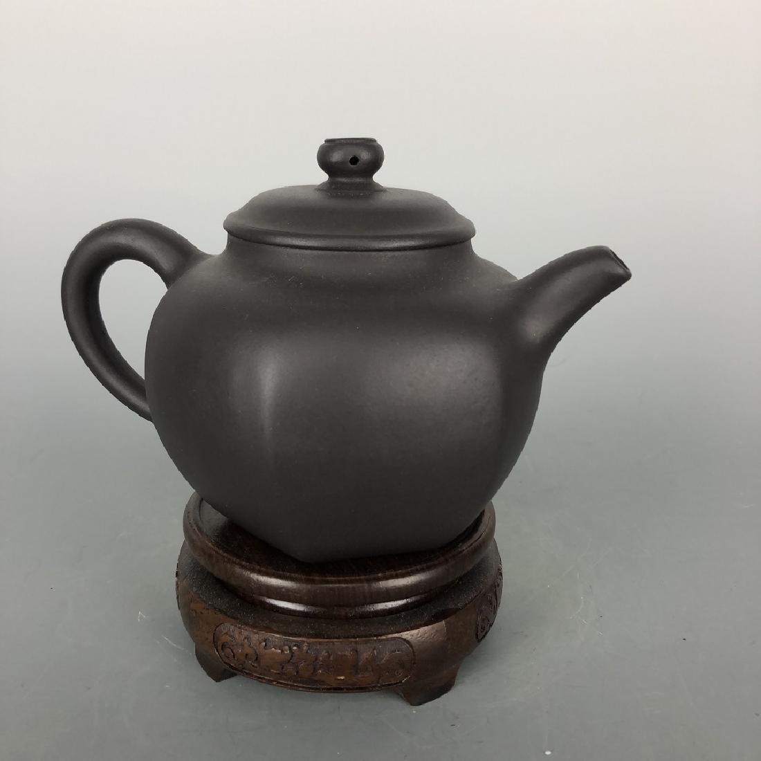 Yixin Zisha tea pot