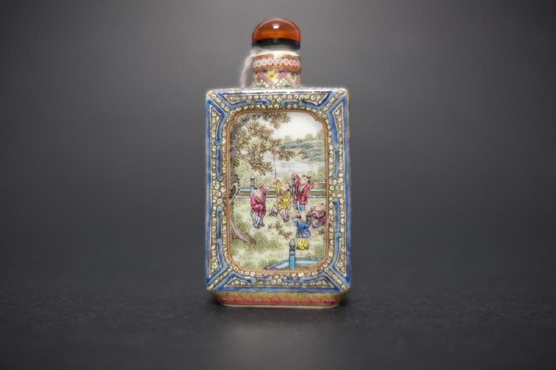 A Imperial Snuff Bottle