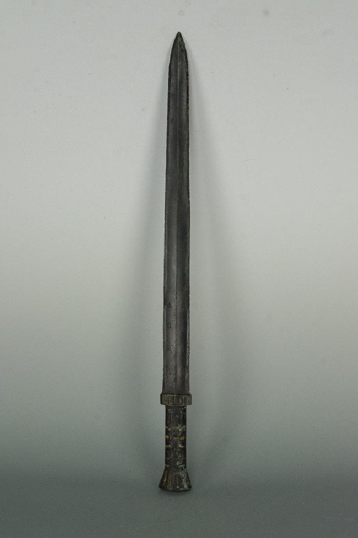 A Warring State Period Sword