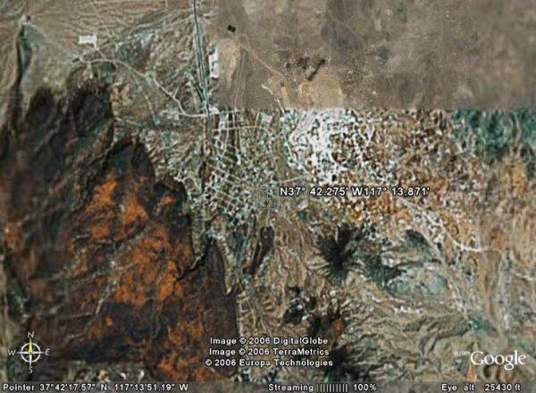2003: NEVADA LAND, ESMERALDA, 0.14 AC - CASH