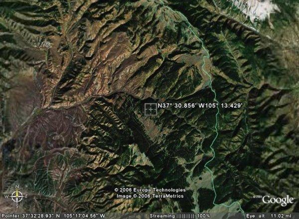 2005: COLORADO LAND, COSTILLA, 1.51 AC, CASH