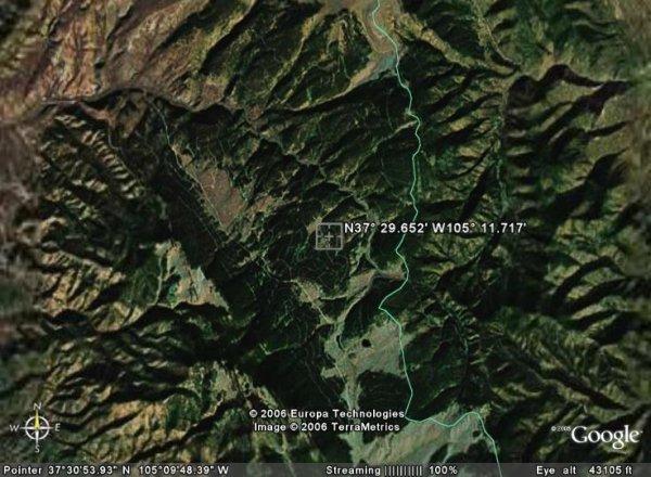 2012: COLORADO LAND, COSTILLA, 2.2AC, $203.65/MO